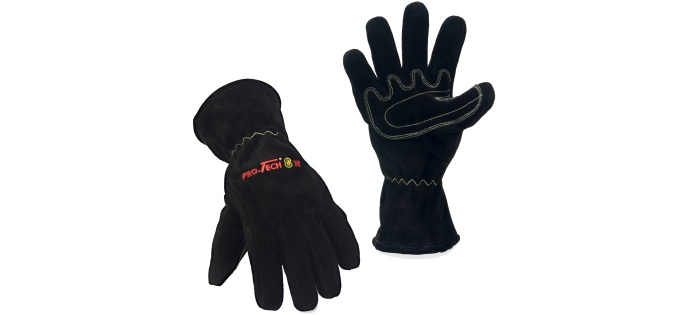 Old Style Pro-Tech 8 Wildland Glove firefighter gear, wildland fire gloves